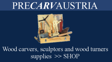 Wood carvers, sculptors and wood turners supplies
