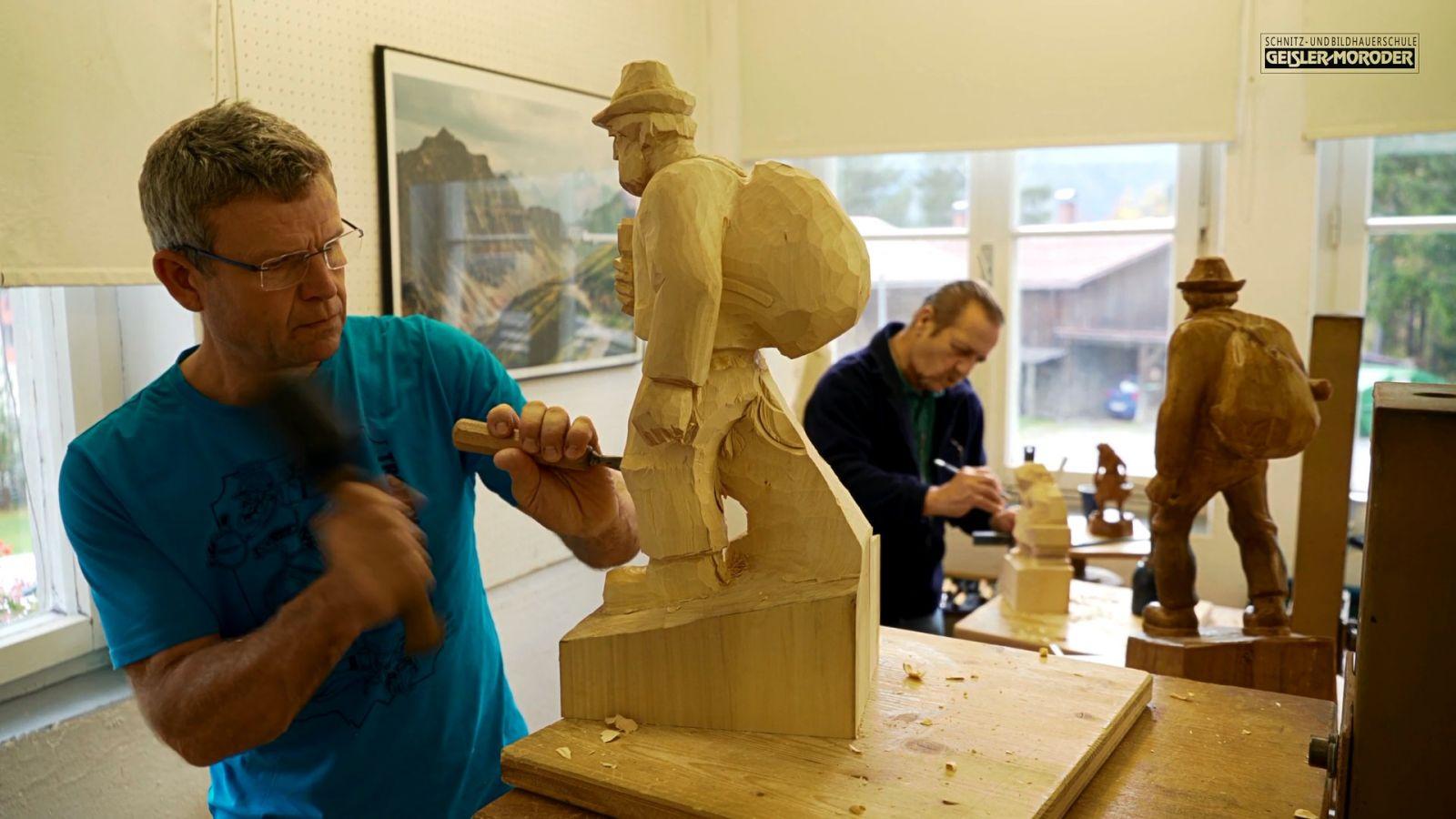 Videos - Woodcarving School Geisler-Moroder